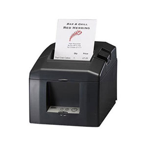 Star Receipt Printer TSP654L Thermal  LAN