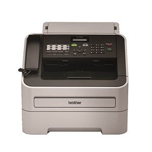 Brother FAX-2840  Laser Fax and Printer - Monochrome