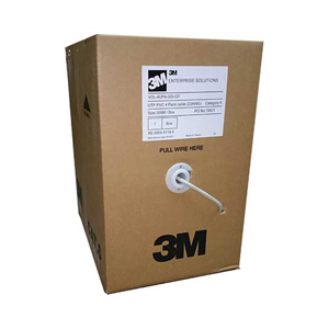 3M UTP CAT6 Cable Roll -  305 meters