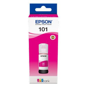 Epson 101 Eco Tank Magenta Ink Bottle T03V34A