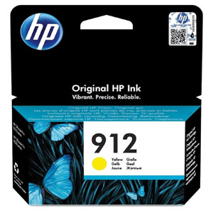 HP Ink 912 Yellow 3YL78AE