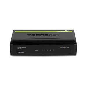 Trendnet TEG-S5G Gigabit Switch - 5 Ports