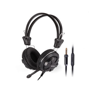 A4Tech ComfortFit Stereo Headset - HS-28I