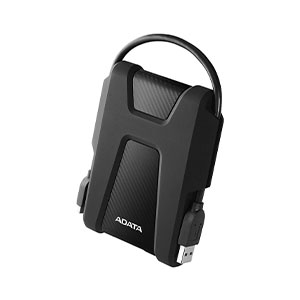Adata HD680 2TB External Portable Drive - Black