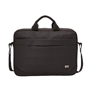 Case Logic Advantage 15.6-inch Laptop Briefcase Black - ADVA-116-B