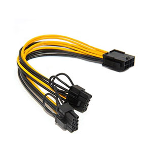 traffic 2 X 6Pin to 8Pin PCIe
