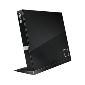 Asus External Slim Blu-Ray Writer 6x - SBW-060D2X-U