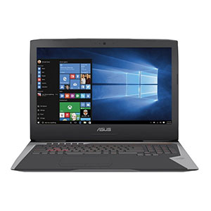 Asus ROG G752V BHI7N05 Gaming Laptop 17.3-inch, GTX1070 8GB