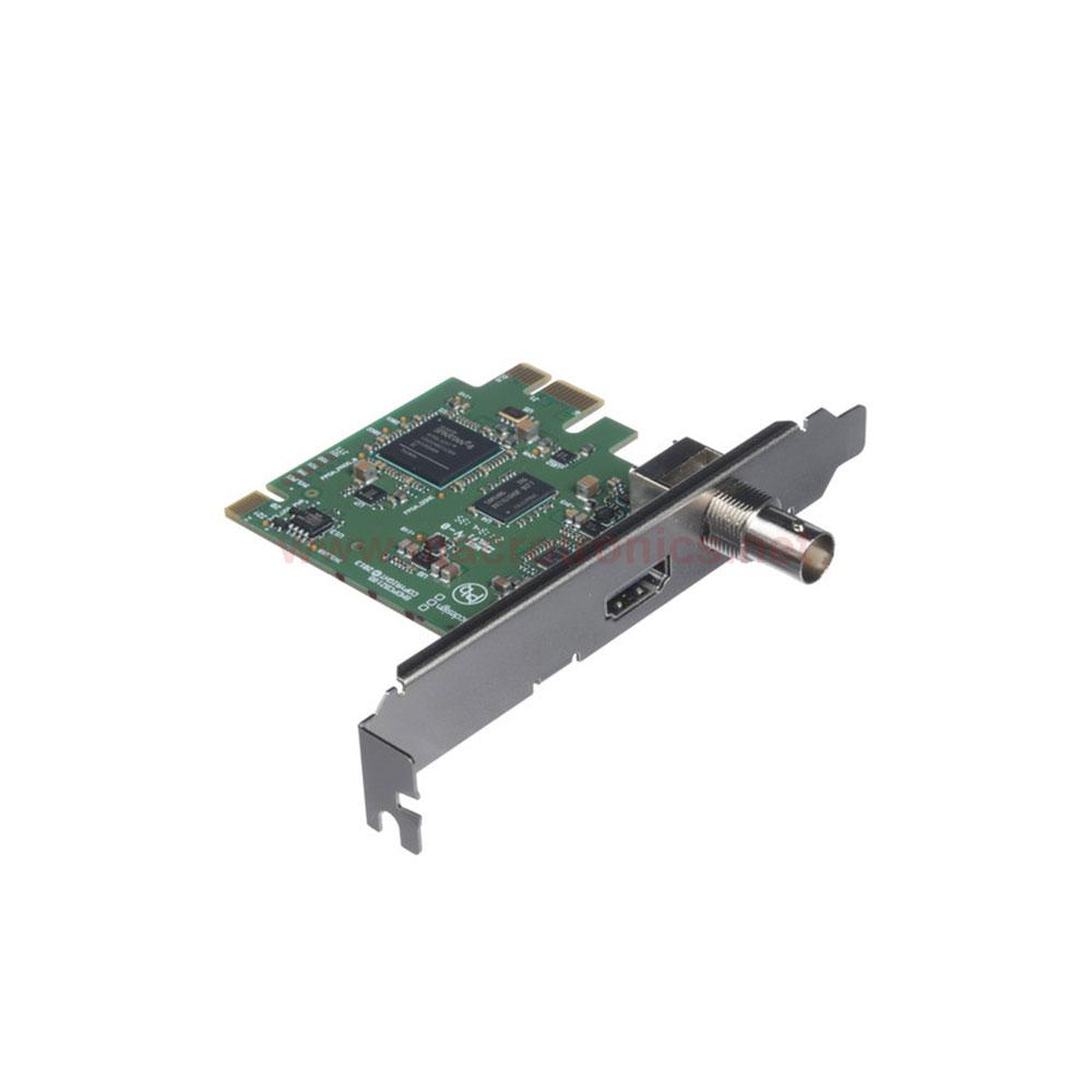 Blackmagic Design Decklink Mini Monitor More Pc Components Macrotronics Computer Store