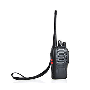 BaoFeng Long Range 16 Channels Two Way Radio - BF-888S - Pair of 2