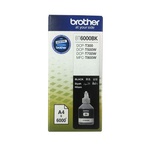 Brother Ink Black - BT6000BK