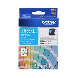 Brother Ink Cyan - LC565XL-C