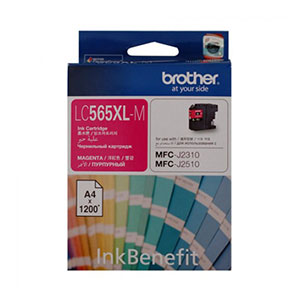 Brother Ink Magenta - LC565XL-M