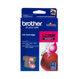Brother Ink Magenta - LC38M