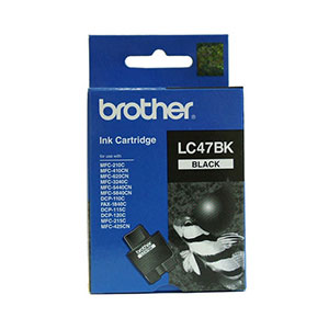 Brother Ink Black - LC47BK