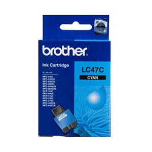 Brother Ink Cyan - LC47C