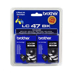 Brother Ink Black Pack - LC47BK