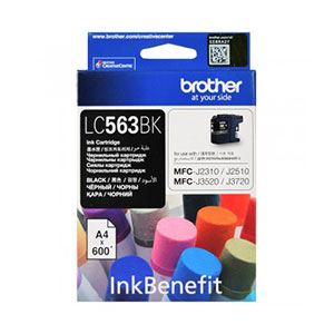 Brother Ink Yellow - LC563Y