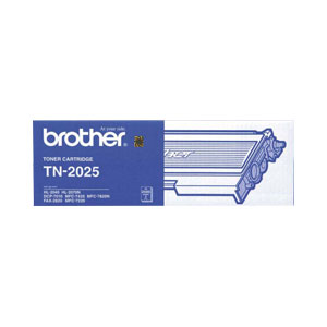 Brother Toner TN-2025 - Black
