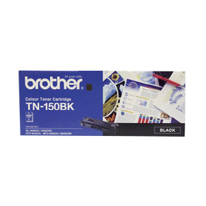 Brother Toner TN-150BK - Black