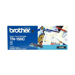 Brother Toner TN-150C - Cyan