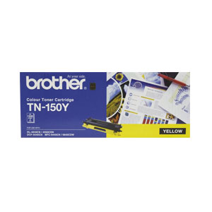Brother Toner TN-150Y - Yellow