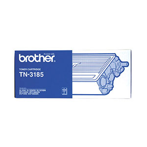 Brother Toner TN-3185 - Black