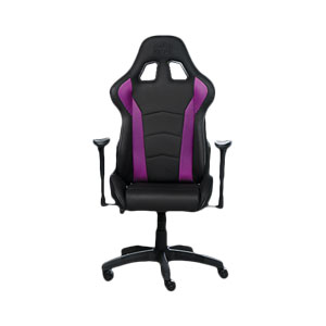 Cooler Master Caliber R1 Purple Gaming Chair - CMI-GCR1-2018