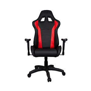 Cooler Master Caliber R1 Red Gaming Chair - CMI-GCR1-2019R