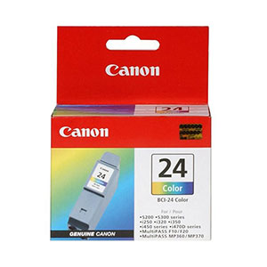 Canon Ink Color - BCI-24