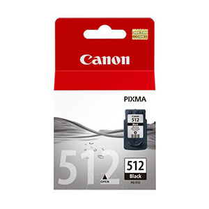 Canon Ink Black- CL-512