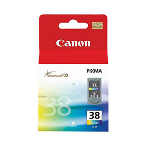 Canon Ink Color - CL-38