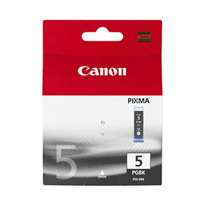 Canon Ink PGI-5 Black
