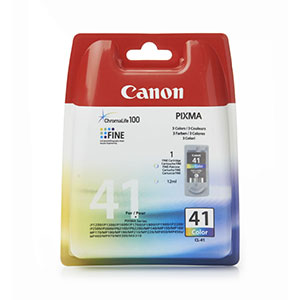 Canon Ink Color - CL-41