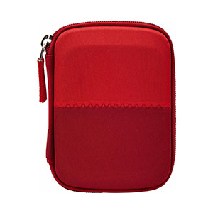 Case Logic HDD Bag Burgundy - HDC11
