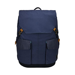 Case Logic Lodo 15.6-inch Large Backpack Dress Blue - LODP-115-DBL