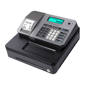 Casio Cash Register SE-S100