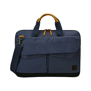 "Case Logic Lodo 14"" Attaché Dress Blue - LODA-114-DBL"