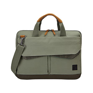"Case Logic Lodo 14"" Attaché Petrol Green - LODA-114-PTG"