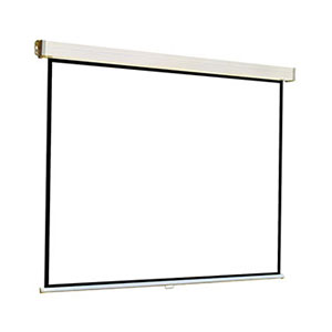 Conqueror Projection Screen HPSC0 152x152cm - Wallmount