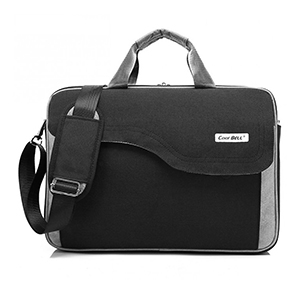 "CoolBell 15.6"" Laptop Bag Black - CB-3039-BLACK"