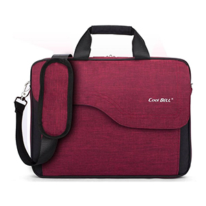 "CoolBell 15.6"" Laptop Bag Red - CB-3039-RED"