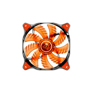 Cougar CFD140 140mm Chassis Cooling Fan - Red