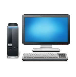 Branded Desktop PCs
