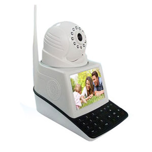 Detektra IP Phone Network Camera VG-IP588