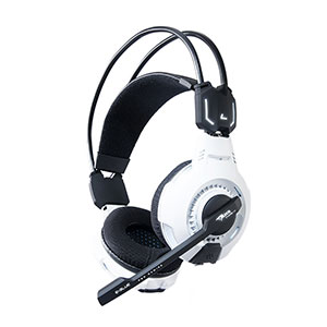 E-Blue Cobra Gaming Headset White - EHS013
