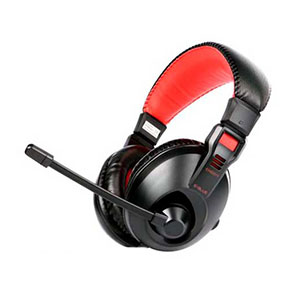 E-Blue Conqueror 1 Professional Gaming Headset WITH NOISE CANCELLING MIC