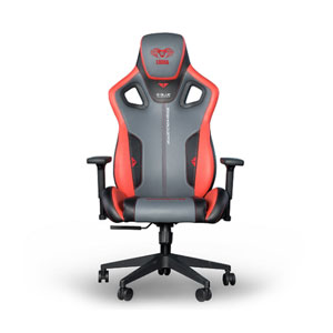 E-Blue Cobra Gaming Chair Red - EEC312