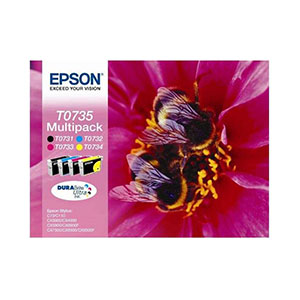 Epson Ink T0735 Multipack
