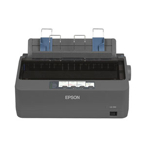 Epson LQ-350 Dot-Matrix Printer - Monochrome